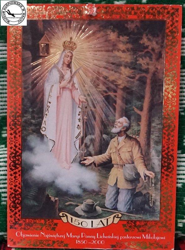 Objawienie Najświętszej Maryi Panny Licheńskiej pasterzowi Michałowi