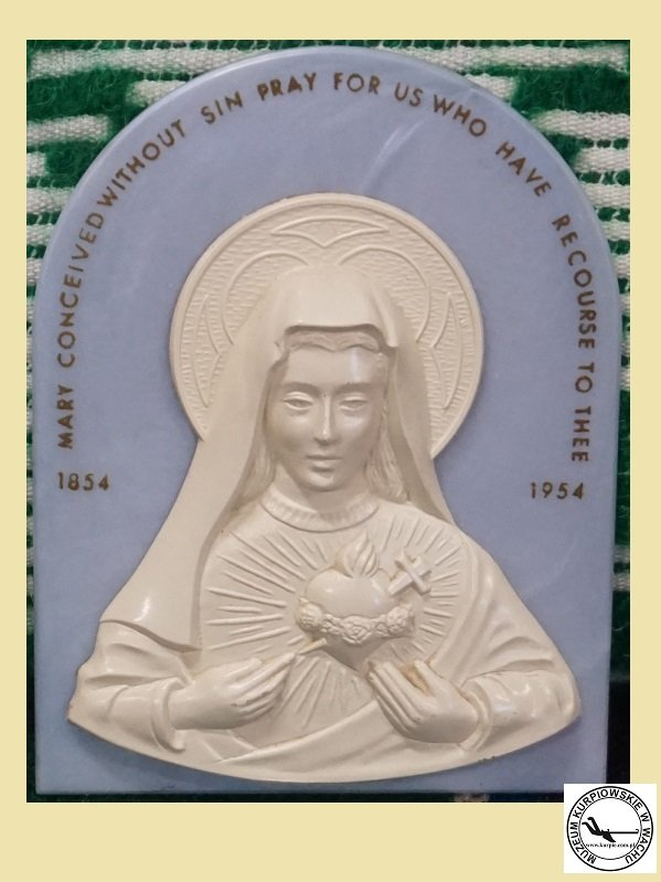 Serce Maryi Gorejące