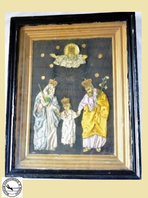 Święty Józef Kaliski - wyklejanka