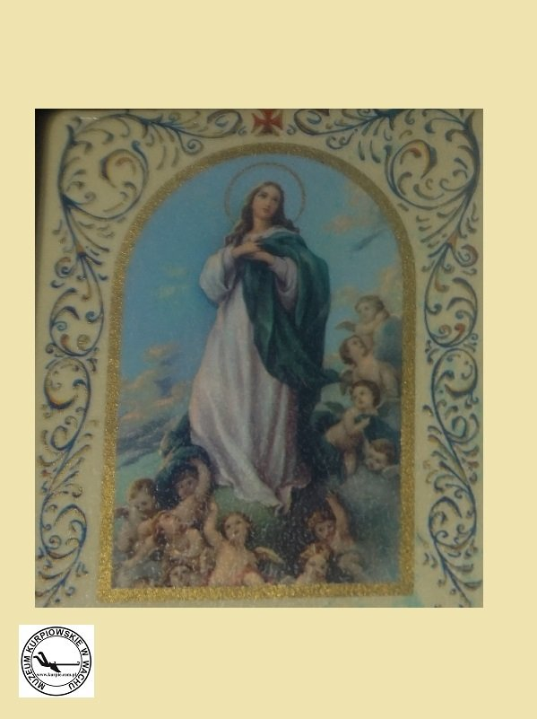 Wniebowzięcie Maryji - oleodruk