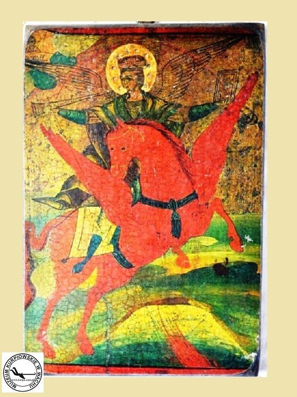 Święty Jerzy - ikona