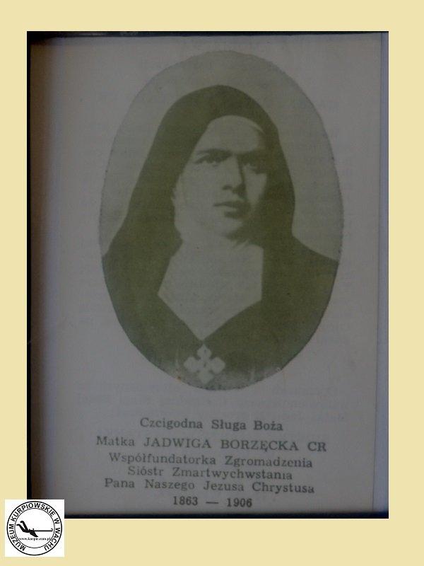 Błogosławiona Jadwiga Borzęcka