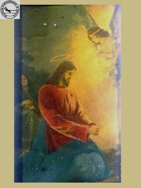 Modlitwa w ogrójcu - oleodruk
