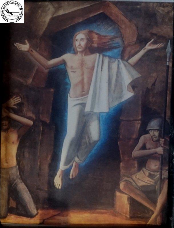 Zamrtwychwstanie - oleodruk