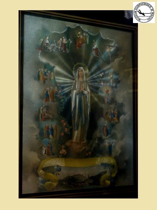 Matka Boża z Lourdes