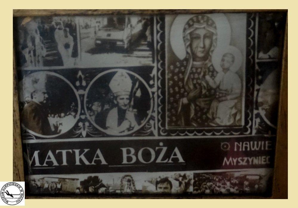 Nawiedzenie obrazu Matki Bożej Częstochowskiej Parafii Myszynieckiej