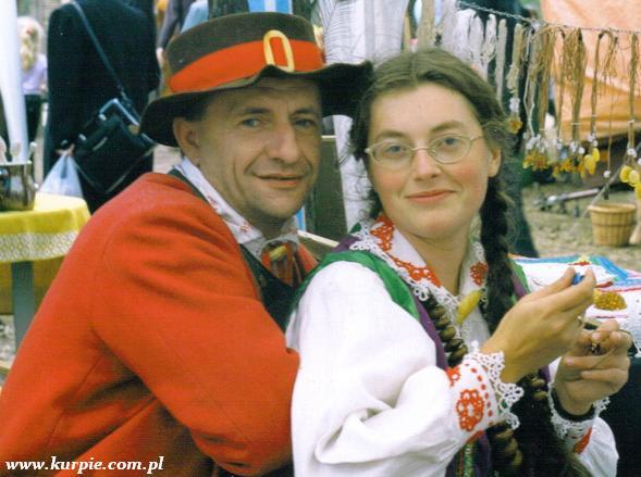 Zdzisław i Laura Bziukiewicz