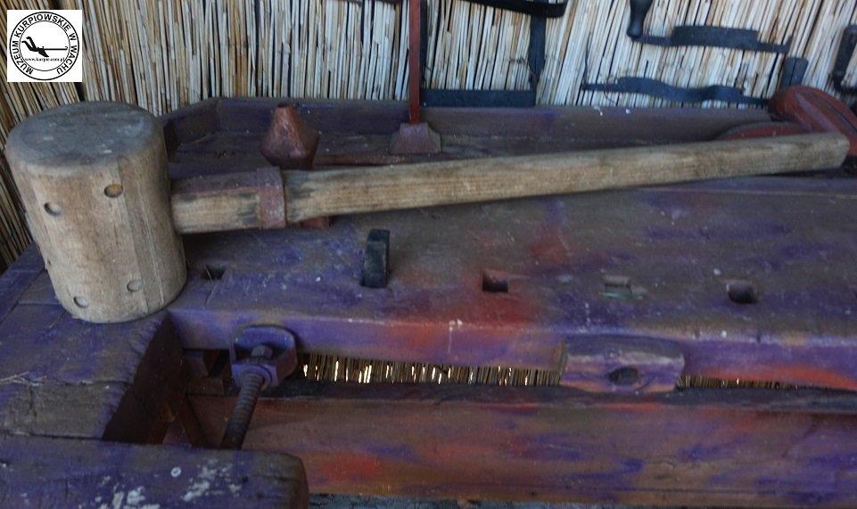 Młot drewniany - baśka