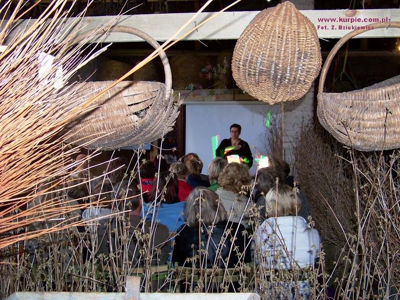 EtnoLog w Muzeum Kurpiowskim w Wachu